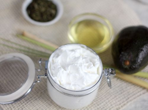 How to Make Whipped Avocado Butter