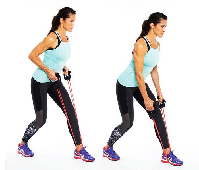 Det är enkelt, det är effektivt – och du kan göra det hemma när du har tid och lust. Att träna med gummiband har många fördelar. Här är sju bra övningar för hela kroppen.
