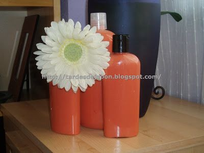 tardes de jabón: Jabón líquido