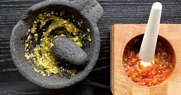 Mexican chef Roberto Santibañez wants to initiate you into the mysteries of sensational salsas.