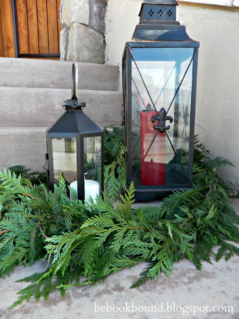 Front Porch Lanterns