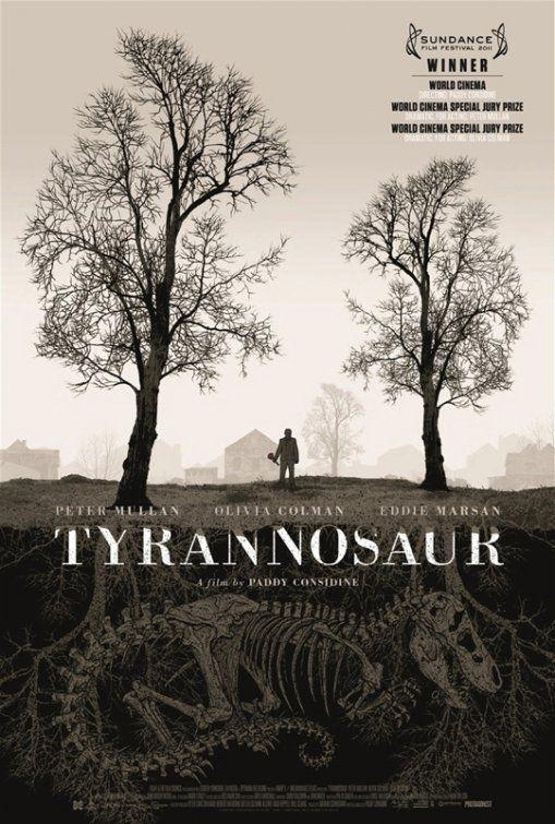 Tiranozor - Tyrannosaur - 2011 - BRRip Film Afis Movie Poster