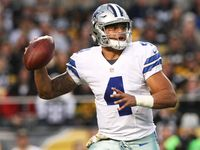 The Legend of Dak Prescott got a new chapter Sunday when the QB rallied the Cowboys past Steelers. Judy Battista examines what this means for the rookie sensation -- and Tony Romo.