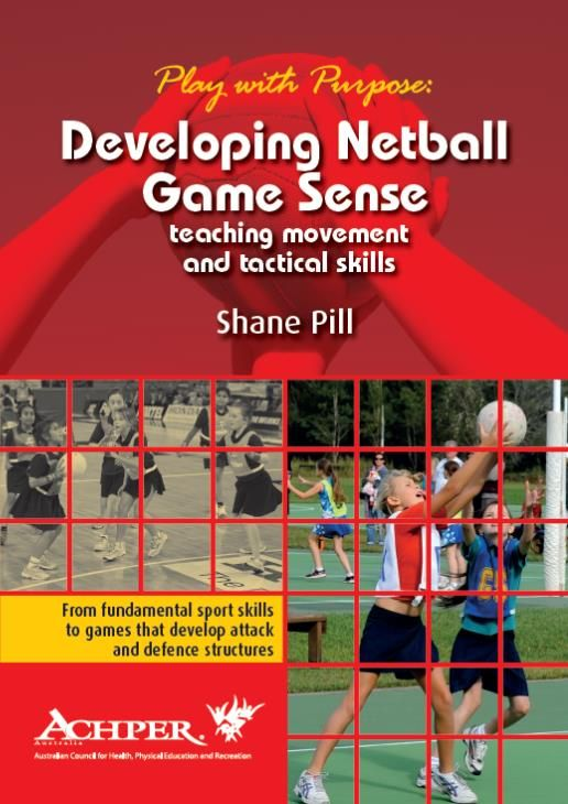 New resource focusing on a game-centred Game Sense approach to teaching Netball. Suitable for teachers and coaches from primary aged children to youth and adult netball.