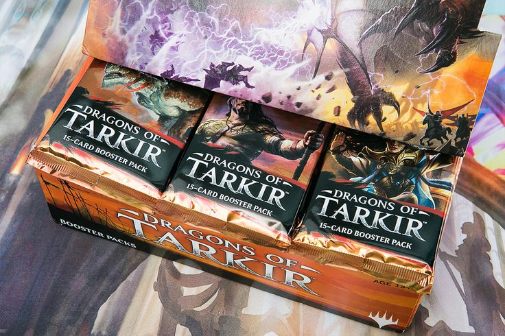 Dragons of Tarkir Booster Box | 750+ Sold | Exclusive Price and Reviews | https://www.massdrop.com/buy/dragons-of-tarkir-booster-box | Discover more MTG Booster Boxes  on @massdrop | After than Khanfall, the land of Tarkir became the home of wild beasts, monsters, and majestic creatures. Dragons of...