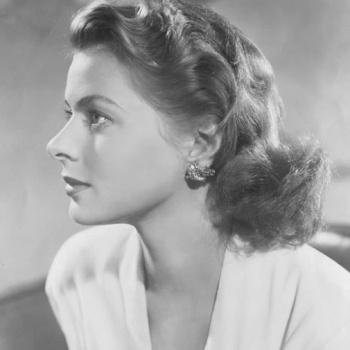Top Beautiful Hollywood Actresses:  INGRID BERGMAN