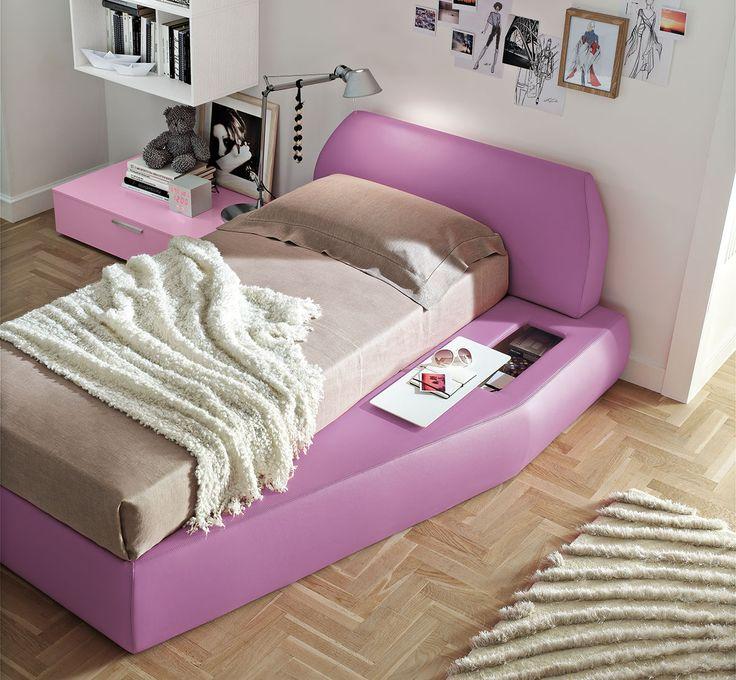 15 best LETTI IMBOTTITI images on Pinterest | 3/4 beds, Double beds ...