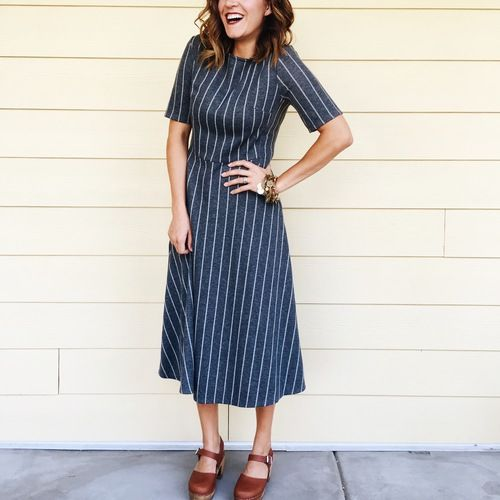Silver Lining Dress   ROOLEE