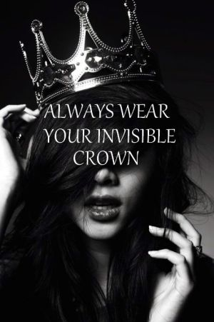 nah ill wear my real one <3 #princessprobz