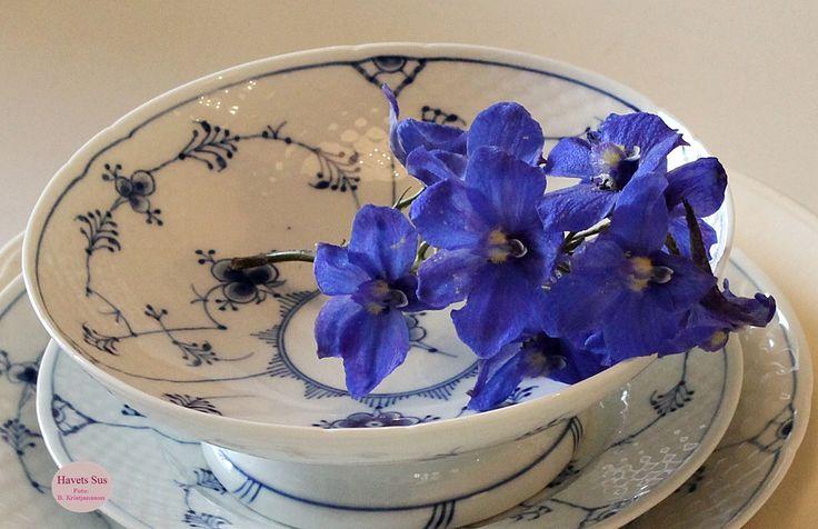 Bing & Grøndahl - flowers - Havets Sus