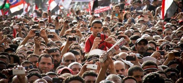 """Ceden un museo alemán a 40 artistas egipcios para mostrar la """"revolución en marcha"""""""