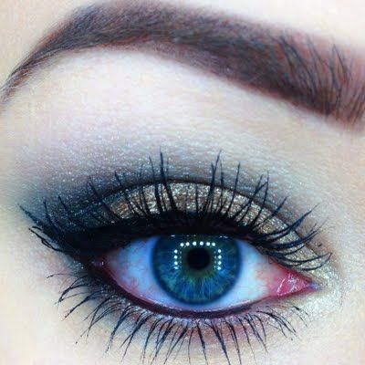 Laura Geller Beauty by Megan C. Click the pic to see the products she used. #eyemakeup #YouCanDoThisBeauty