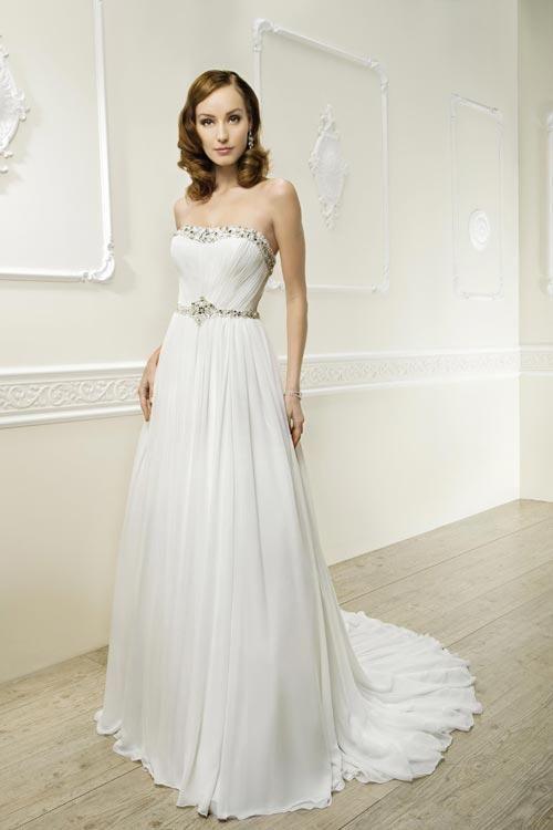 Balletts Bridal - 18657 - Wedding Gown by Demetrios -