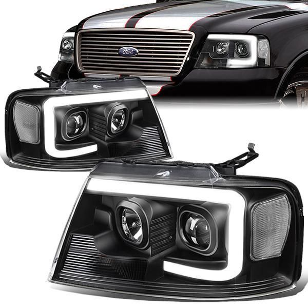 D Motoring 04 08 Ford F 150 Lincoln Mark Lt Headlights 3d Led