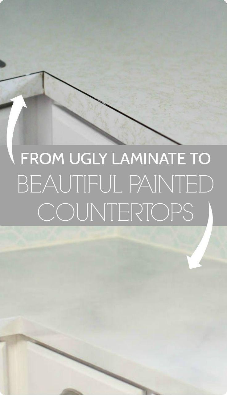 Best 25+ Painting countertops ideas on Pinterest | Countertop redo ...