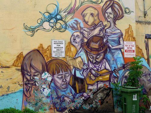 Toronto Graffiti Annex