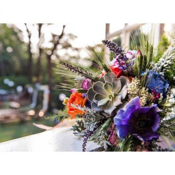 60 buquês de noiva RÚSTICOS maravilhosos para você se inspirar! Image: 3