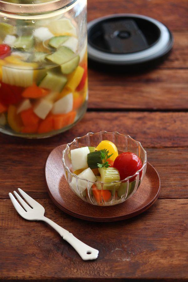 はちみつピクルス。 by 栁川かおり / レシピサイト「Nadia | ナディア」プロの料理を無料で検索