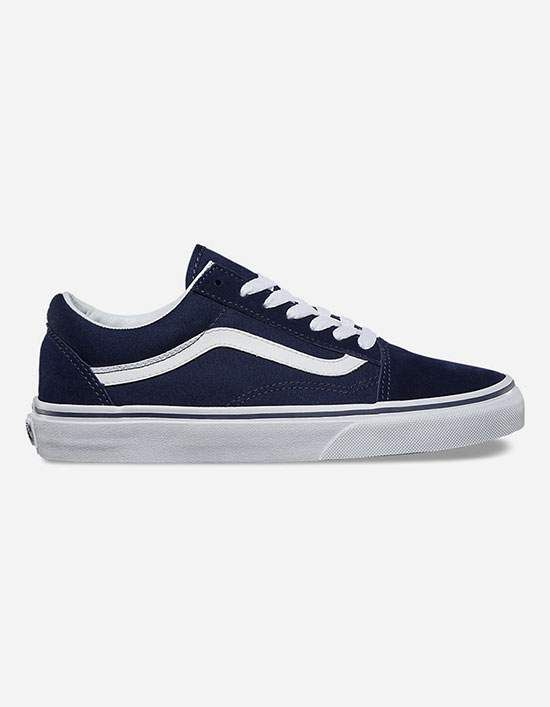 Vans Old Skool Suede Navy