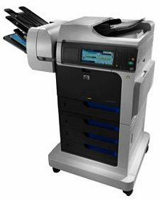HP LaserJet Enterprise CM4540fskm MFP Driver