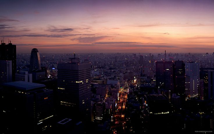 Tokyo 01 hi-res wallpaper for MacBook Pro retina display (2880x1800)