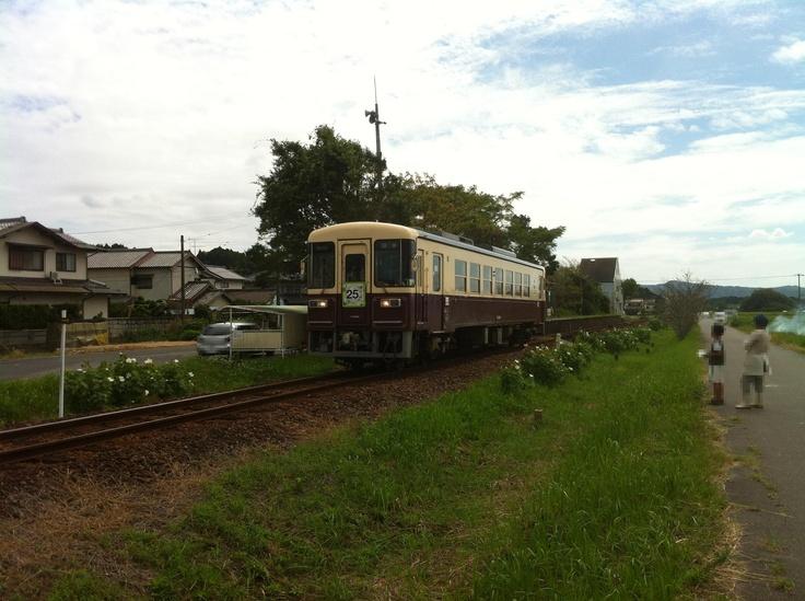 天竜浜名湖鉄道 銀婚式列車 2012/9/16 細谷駅付近