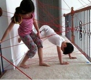 La lana può diventare la base per giochi divertenti coi #bambini #diy #sitteritalia