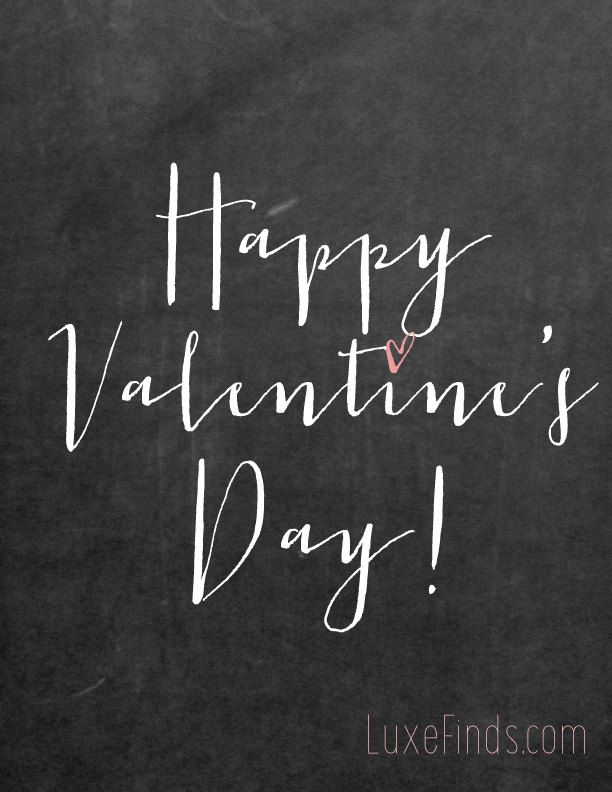 Happy Valentine's Day I hope all my family and friends have a wonderful day :-)