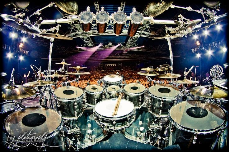 mike mangini drum kit - Google Search