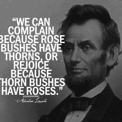 A true legend.  A true hero.  Abraham Lincoln.