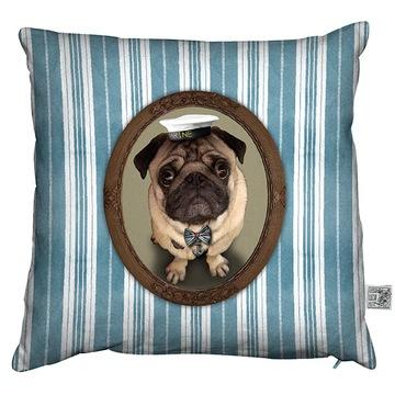 Cushion Carline Marin by Laissez Lucie Faire