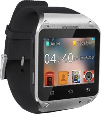 Buy Spice Smart Pulse M-9010 Smartwatch(Black) Online at Best Offer Prices @ Rs. 3,839/- In India. Only Genuine Products. 30 Day Replacement Guarantee. Free Shipping. Cash On Delivery!