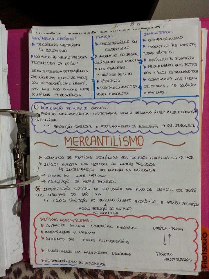 Resumos para estudos