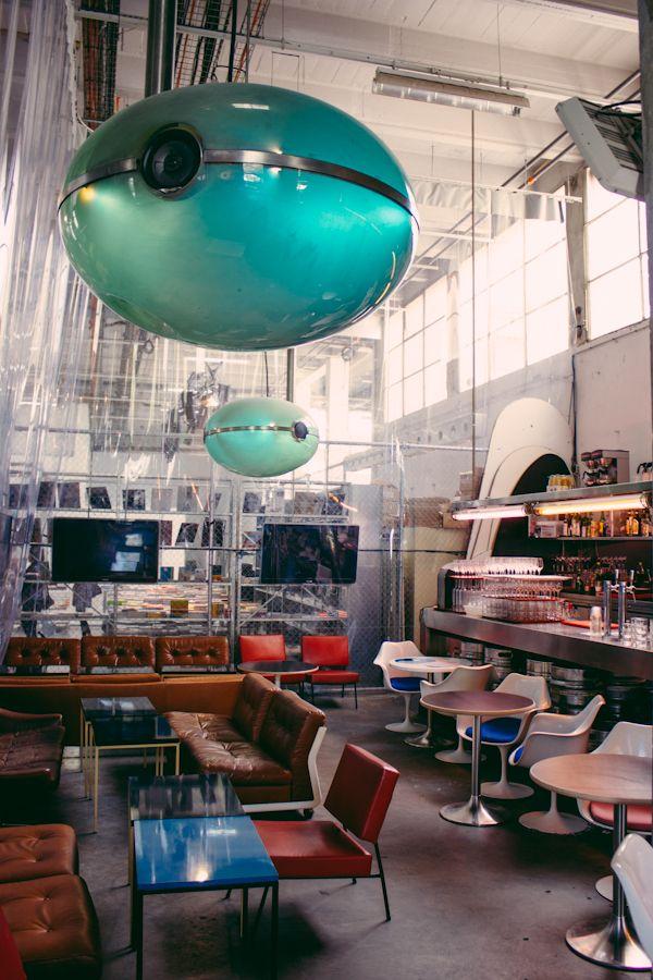 PALAIS DE TOKYO art/drinks/food