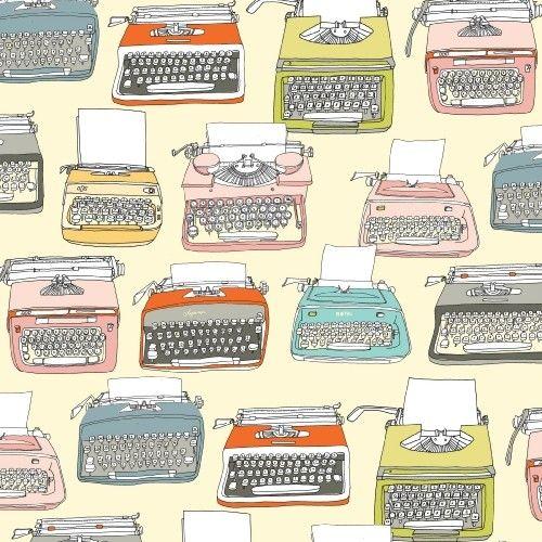 Type, 35530-X, Julia Rothman, Windham Fabrics