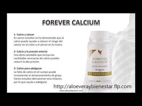 Forever Calcium Doctor Juan Canelon