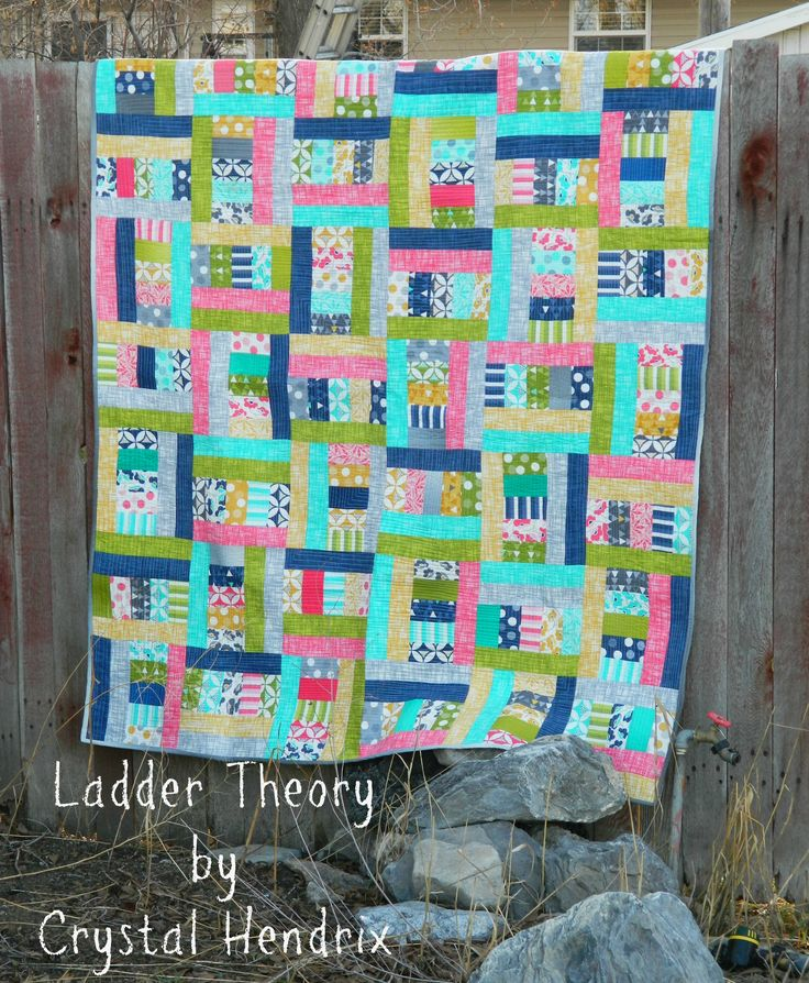 116 best Crafty - Quilt Jellyroll images on Pinterest | Appliques ... : cotton theory quilting video - Adamdwight.com