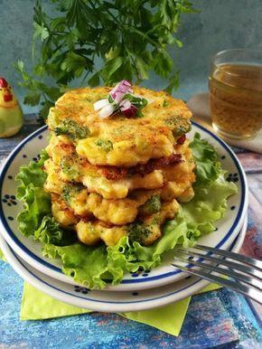 Brokkolis-sajtos csirketallér recept
