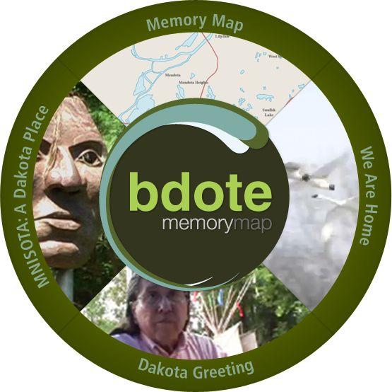 Bdote Memory Map