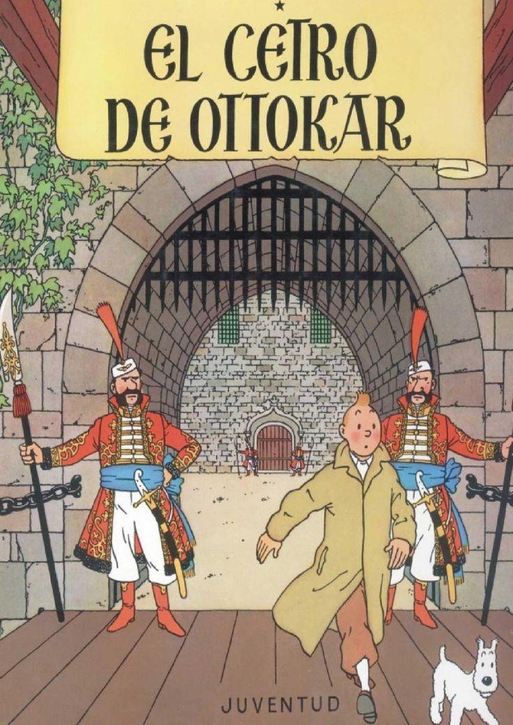 07 tintin el cetro de ottokar