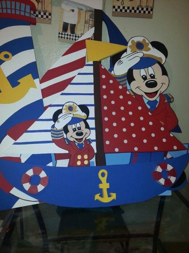 Centro de Mesa Minnie Mouse (Centerpiece Minnie Mouse