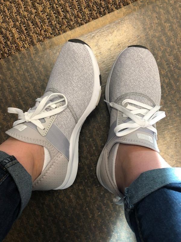 Light Grey NB | Athleisure shoes, Girls