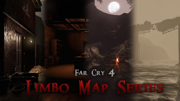 Far Cry 4 - Limbo Map Series Collab #FarCry4 #PS4 #Ubisoft #PS4share #gaming #farcry #games
