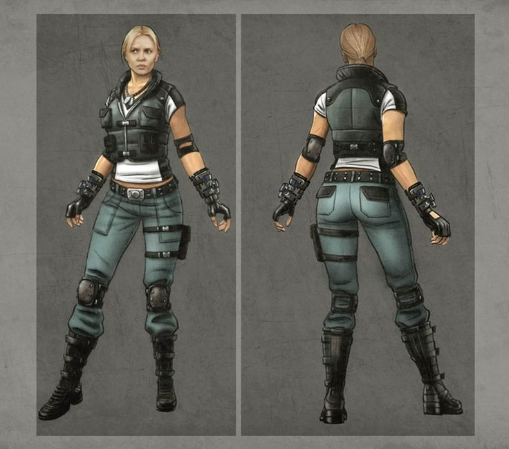 Tournament Sonya Blade Concept