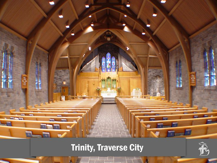 Trinity Lutheran Church And School In Traverse City