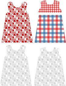 Toddler Dress Tutorial