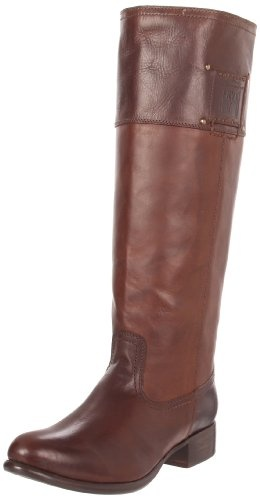 FRYE Women's Amelia Logo Pull-On Boot « Shoe Adds for your Closet