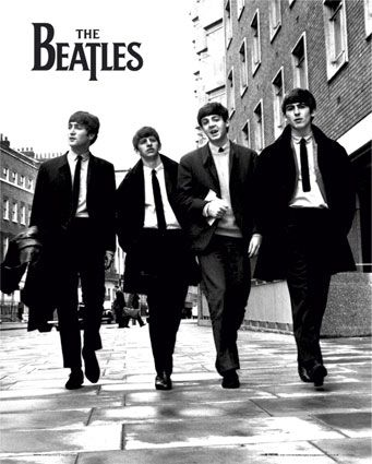 The Beatles - on Ed Sullivan when I was only 4 years old. By the age of 8 I had several of their 45s.