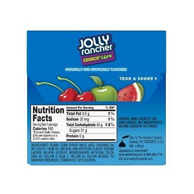 Jolly Rancher Original Crunch 'n' Chew - 13.95oz