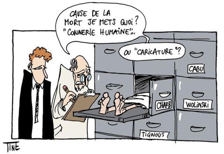 Tine #jesuischarlie #charliehebdo